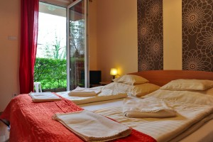 Hotel Papillon chambres